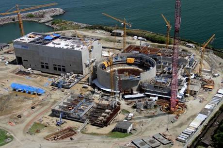 Executivos da Camargo Corrêa afirmaram que um grupo de empresas fizeram acertos para Angra 3 (foto)