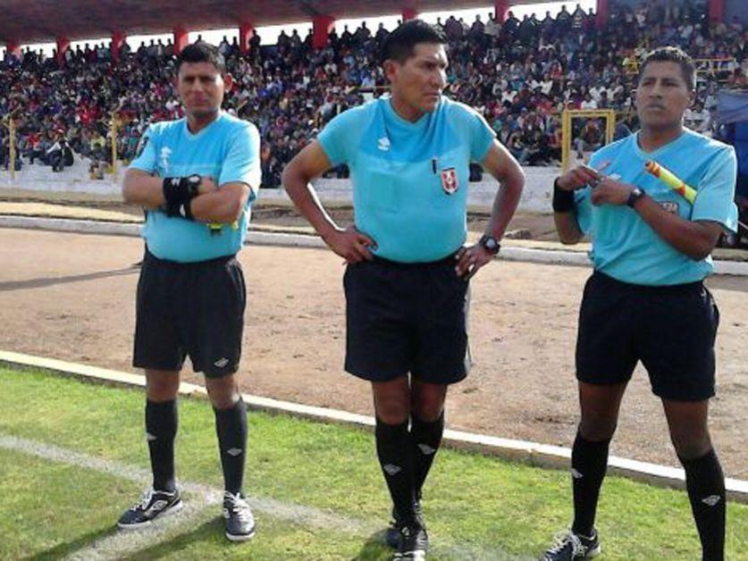 Partida da Copa do Peru é atrasada por conta de árbitro bêbado; veja como tudo foi resolvido