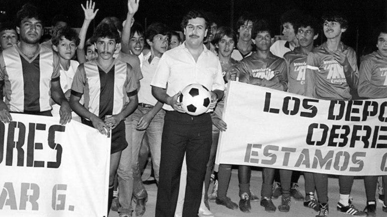 Traficante ou herói? R7 pergunta aos colombianos quem foi Pablo Escobar -  Fotos - R7 Internacional