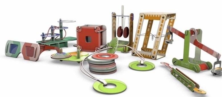 Brinquedos educativos vão explorar todas as áreas da ciência
