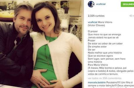 Victor Chaves vai ser pai pela primeira vez - R7 Diversão - R7 TV e ... 5ff05ffe9d
