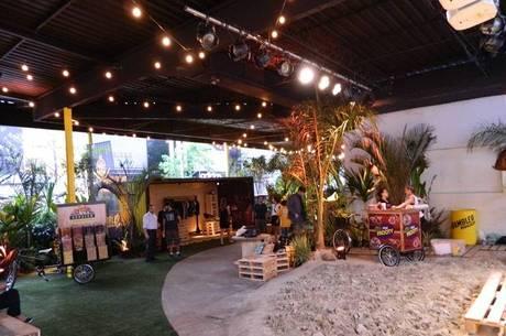 O espaço terá diversas atrações musicais e gastronômicas