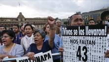 México reabre investigação sobre desaparecimento de 43 estudantes