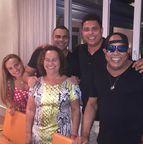 Família Ronaldo Fenômeno