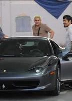Ferrari 458 - Pacquiao