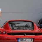 Ferrari Enzo - Ibrahimovic