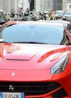 Ferrari F12 Berlinetta - Balotelli