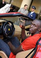 Ferrari 430 - Usain Bolt