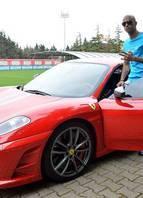 Ferrari 430 - Felipe Melo<br>
