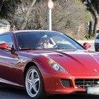 Ferrari 599 GTB Fiorano - Cristiano Ronaldo