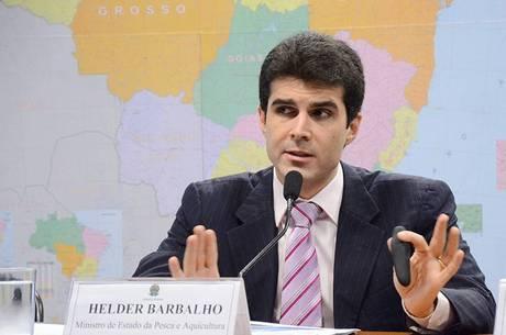Helder Barbalho é o novo ministro da Secretaria dos Portos