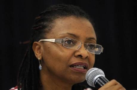 Nilma Lino Gomes estava no comando da Secretaria de Políticas de Promoção da Igualdade Racial da Presidência da República