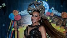 Sabrina Sato retorna como rainha de bateria da Unidos de Vila Isabel