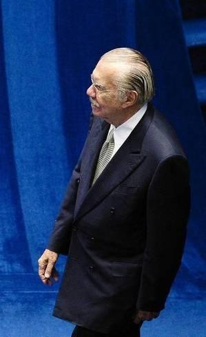 Sarney pode se tornar o primeiro presidente preso na história do Brasil desde JK, em 1968, detido por 27 dias pelos militares
