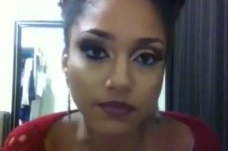 Revoltada com caso de injúria racial no ônibus no DF, Nayce contou a história dela em um vídeo com grande alcance no Facebook