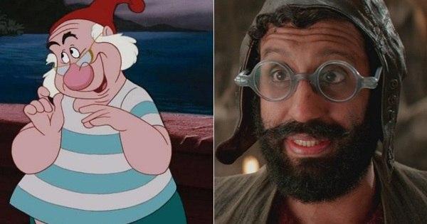 Parecidos Compare Os Personagens Da Nova Versao De Peter Pan Com