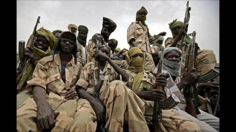 Resultado de imagem para Conflito de Darfur