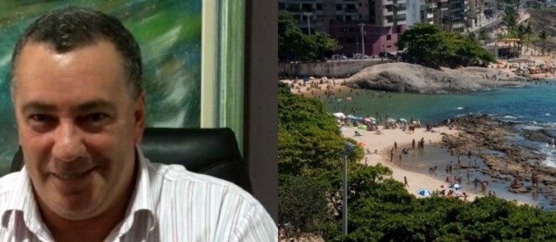 José Wanderlei Astori teve a ideia da cobrança ao pagar caro por estacionamento em Belo Horizonte