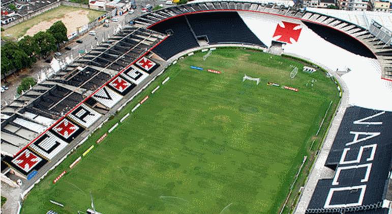 Estádio do Vasco receberá jogo do Campeonato Paulista