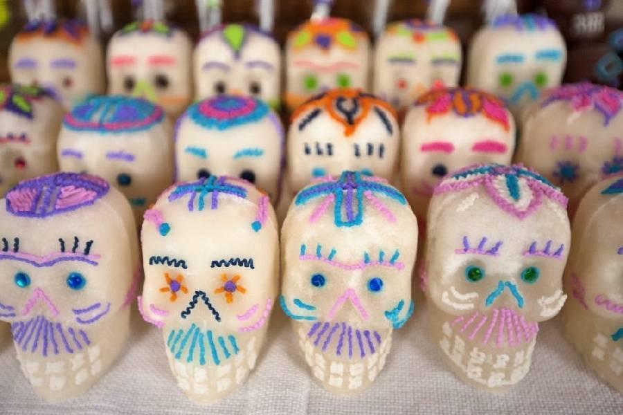 Caveiras sacodem na festa do Dia dos Mortos do México - Fotos - R7 Viagens e2ece98e5fc