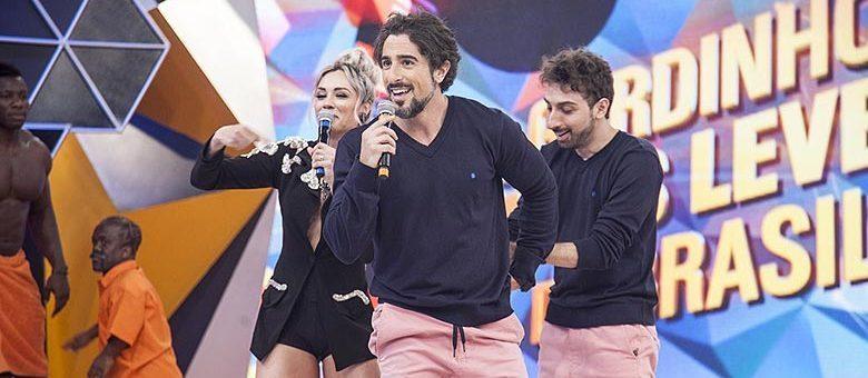 Juju Salimeni, Marcos Mion e Mionzinho fazem parte do Legendários