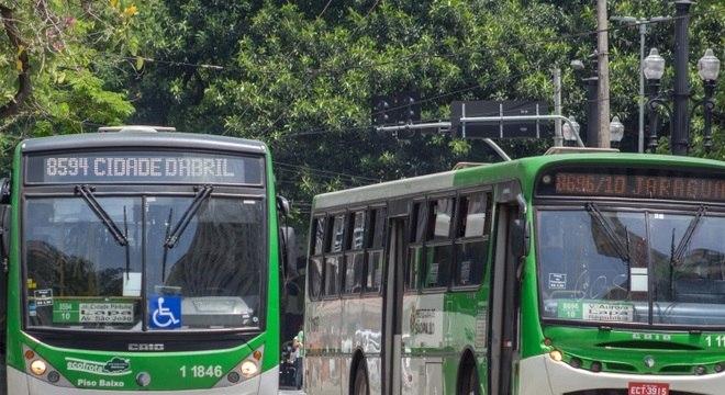 Tarifa de ônibus em São Paulo passa a ser de R$ 4,30 em janeiro de 2019