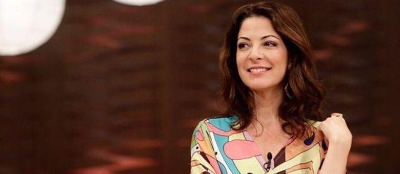 """Ana Paula Padrão está cotada para apresentar o """"Band Repórter"""""""