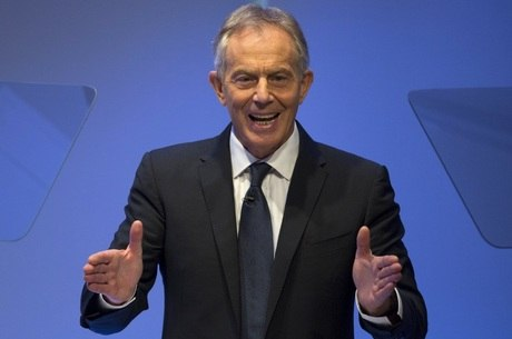 "Blair disse que ""foi muito contra"" o Brexit"