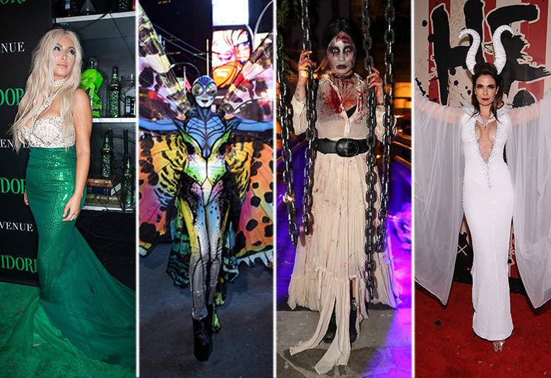 123ed1775 Halloween das famosas! Veja as 30 fantasias mais criativas das ...