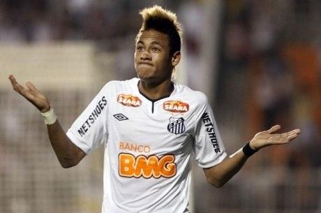 Santos, de Neymar, levou a Libertadores de 2011