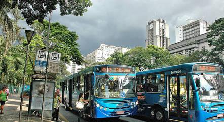 ônibus bh