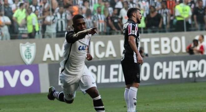 Entre 2014 e 2015, Malcom fez 73 jogos pelo Corinthians e marcou dez gols