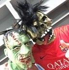 Rakitic e Bravo, do Barcelona