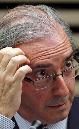 Eduardo Cunha é acusado de quebra de decoro parlamentar