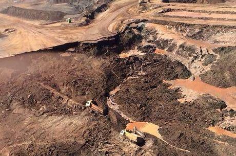 O acidente na barragem pode provocar um movimento rápido de forte alta no preço do minério de ferro