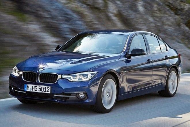 2º)BMW Série 3— 5.686 unidades