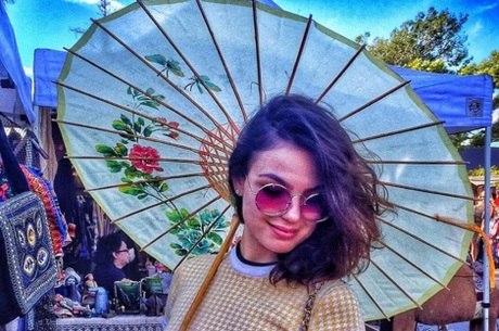 Isis Valverde é a nova musa de clipe de Anitta