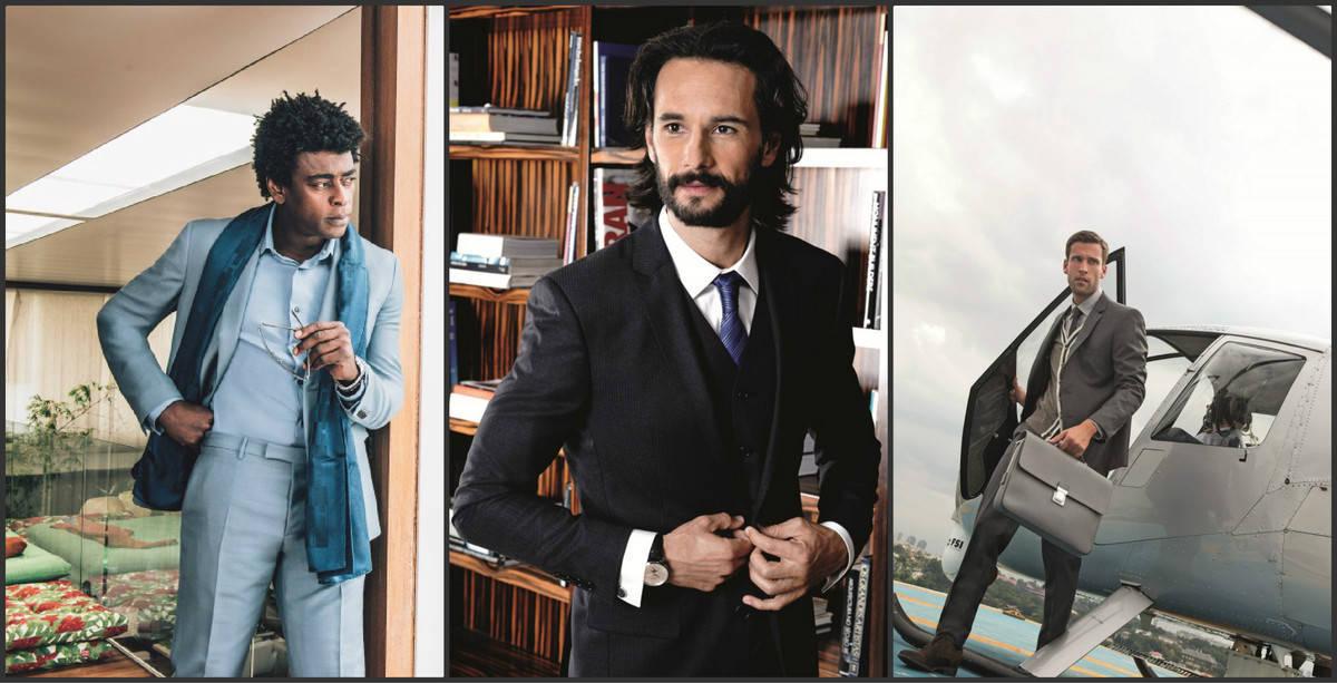 876a89d51b ... A edição de novembro da GQ Brasil elegeu os 25 brasileiros mais  elegantes. A revista ...