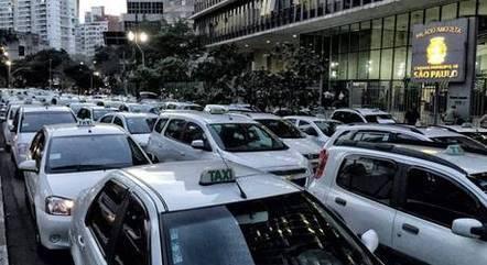 Táxis tiveram prazos prorrogados em pandemia