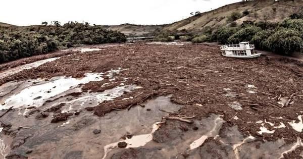 Laudo comprova alta concentração de metais pesados em lama