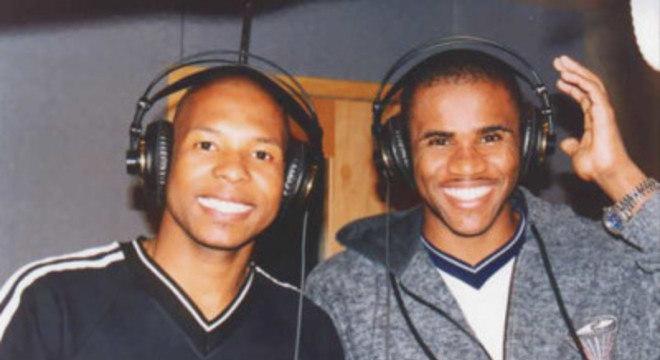 Claudinho e Buchecha fizeram muito sucesso na década de 90
