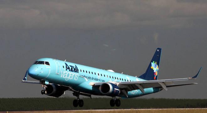 Avião Azul Azulão