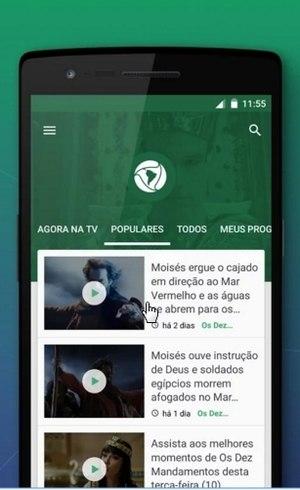 Confira os vídeos mais populares da Rede Record no novo app da emissora
