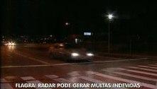 Radar com defeito registra todos os veículos que passam pela av. Cristiano Machado