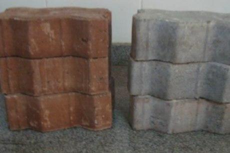 Tijolo feito através de rejeitos pode ser usado em construções