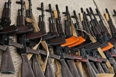 Cerca de 81 milhões de armas de fogo civis circulam atualmente nos 28 países da União Europeia. Do total, 79% seriam de origem ilícita