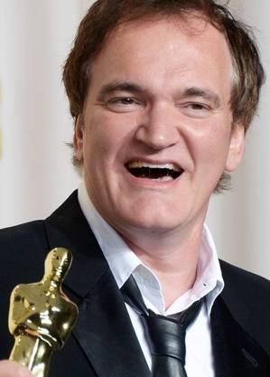 Quentin Tarantino recebeu dois Oscars de melhor roteiro original