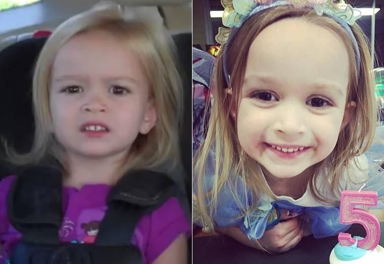 1f45f31a26c82 Chloe, a menininha que virou meme na web, completa 5 anos  confira motivos  para amá-la - Fotos - R7 Pop