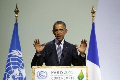 Obama e outros líderes mundiais estão reunidos para chegar a um acordo para tentar conter o aquecimento global