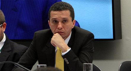 O presidente da frente Brasil-China, Fausto Pinato (PP-SP)
